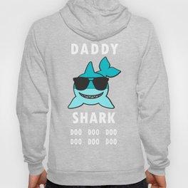 Daddy Shrk Doo Doo Doo, Funny Daddy Shark Hoody