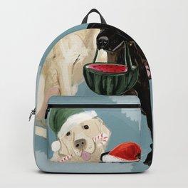 Doggy Holidays Backpack