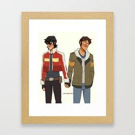 K-Lance Love Framed Art Print