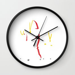 ATCQ - SHADOW Wall Clock