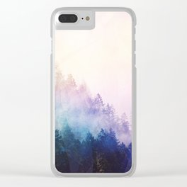 Haven's Path Clear iPhone Case