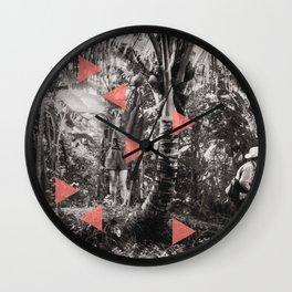 SEV/T Wall Clock