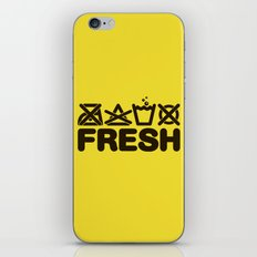 FRESH iPhone & iPod Skin