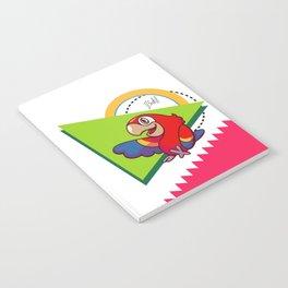 Parrot Pal Notebook