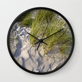 Sand Dune of Denmark Wall Clock