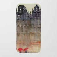 brussels iPhone & iPod Cases featuring Brussels by takmaj