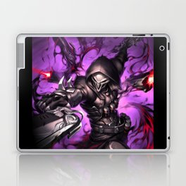 reaper over Laptop & iPad Skin