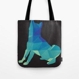 Polyshiba - Inverse Tote Bag