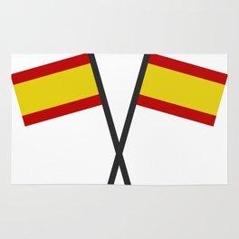 spain flag Rug