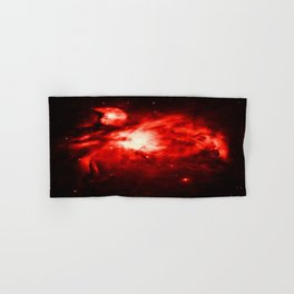 Orion NeBULA : Red Hand & Bath Towel