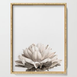 Dried Botanical Neutral Hues Serving Tray