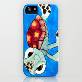 Squirt From Finding Nemo iPhone Case