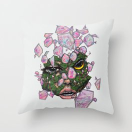Vanity Throw Pillow