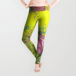 Spring Mashed-up Leggings