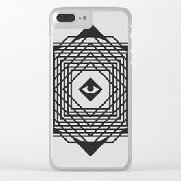 Shadow Word: Void Clear iPhone Case
