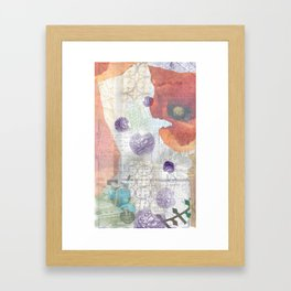 Memories of Italia Framed Art Print