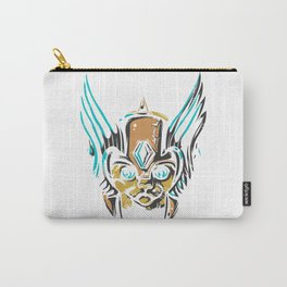 Valkyrie Cat Carry-All Pouch