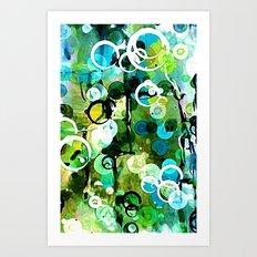 Fizz Number Three Art Print