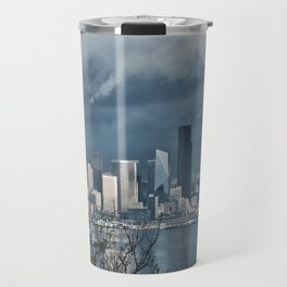 Seattle's shades of gray Travel Mug