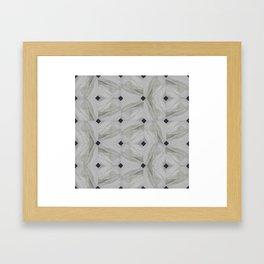 Tozzetto marble Framed Art Print