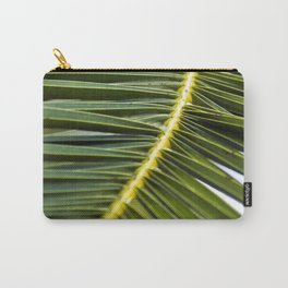 Green Palm-Leafes of Sicily Carry-All Pouch