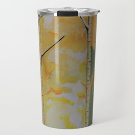 Meet Me By The Birches Travel Mug