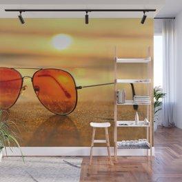 Sunglasses 01 Wall Mural