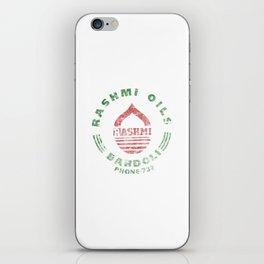 Rashmi Oils Vintage iPhone Skin