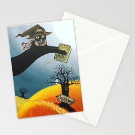 WitchWay Stationery Cards