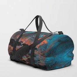 Copper Ocean Duffle Bag
