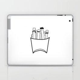 French Gentlefries Laptop & iPad Skin