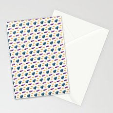 Gems Stones Stationery Cards
