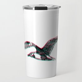 Bird Native birds songbird seagull gift Travel Mug