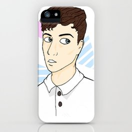 troye sivan iPhone Case