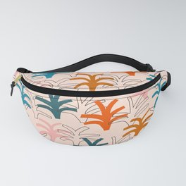 Palm grove Fanny Pack