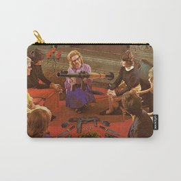 Aunt Daisy's Tea Party Carry-All Pouch