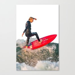 surf 2 Canvas Print
