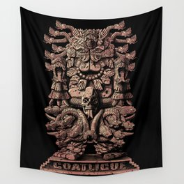 Coatlicue Wall Tapestry