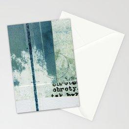 Polish Ferns Stationery Cards