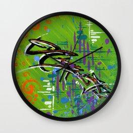 """NAMASTE"" Wall Clock"