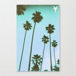 California Sunrise Canvas Print