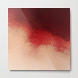Pink Cherry Metal Print