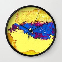 Coastal Waters   by Kay Lipton Wall Clock