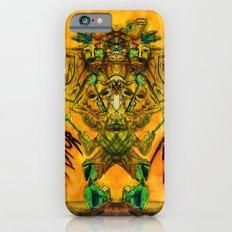 Mirror Mask iPhone 6s Slim Case