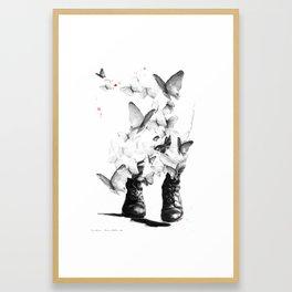 Invation Framed Art Print