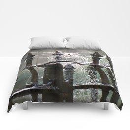 """""""Tangled Webs"""" jjhelene design Comforters"""