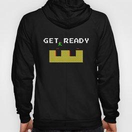GET READY Hoody