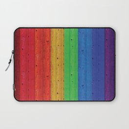 Colours Of The Rainbow Laptop Sleeve