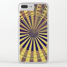 Rays Clear iPhone Case