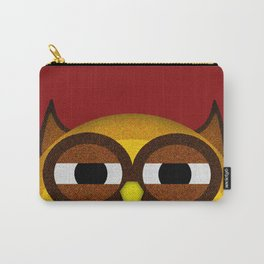 Pocket owl is highly suspicious Carry-All Pouch